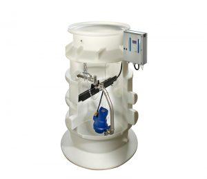 Pumpen Rottler Donaueschingen Pumpstation CK 800 mit LevelControl